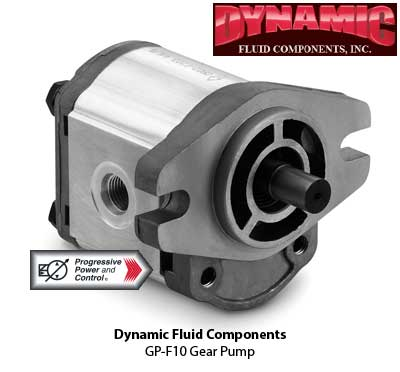 Dynamic Fluid Components GP-F10 Gear Pump
