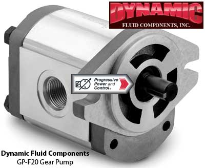 Dynamic Fluid Components GP-F20 Gear Pump