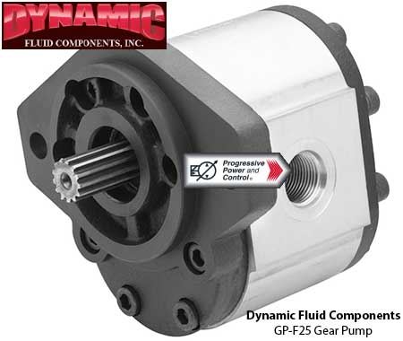 Dynamic Fluid Components GP-F25 Gear Pump