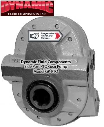 Dynamic Fluid Components GP-PTO Power Takeoff (PTO) Pumps