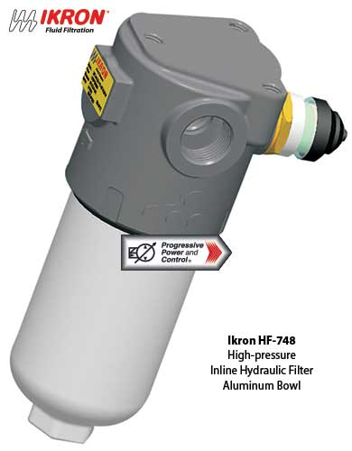 Ikron HF-748 High-pressure