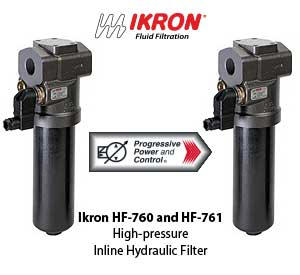 Ikron HF-760 and HF-761