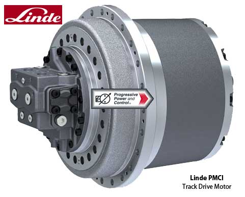 Linde PMCI Track Drive Motor