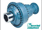 Brevini Shaft-mounted Planetary Gearbox