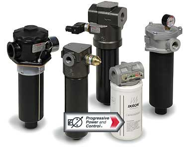 Ikron hydraulic filters by Casappa