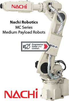 Nachi MC Medium Payload Robot