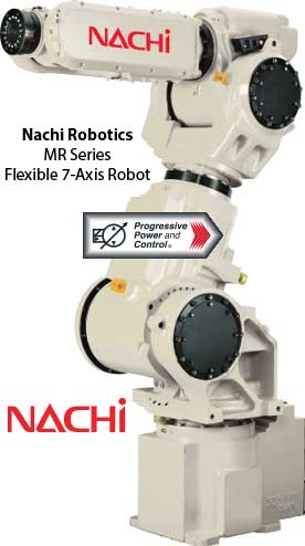 Nachi MR Flexible 7-Axis Robot