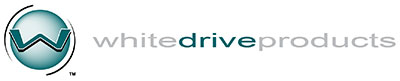 White Drive Products logo